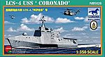 USS Coronado LCS-4 -- Plastic Model Combat Ship Kit -- 1/350 Scale -- #5026