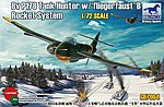 Blohm & Voss BV P178 Tank Hunter -- Plastic Model Airplane Kit -- 1/72 Scale -- #gb7004