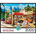 Pine Road Service 2000pcs -- Jigsaw Puzzle Over 1000 Piece -- #2043