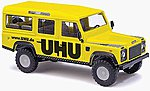 1983 Land Rover Defender SUV - Assembled - UHU -- HO Scale Model Railroad Vehicle -- #50306