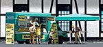 Sausage Vending Truck -- HO Scale Model Railroad Vehicle -- #5422