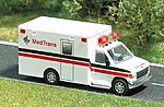 Mercedes-Benz Sprinter Passenger Van -- HO Scale Model Railroad Vehicle -- #5622
