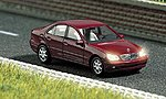 Mercedes Benz C-Class 4-Door Sedan -- HO Scale Model Railroad Vehicle -- #5650