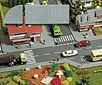 Pavement for roadways -- HO Scale Model Railroad Road Accessory -- #6029