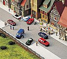Old Town Square -- HO Scale Model Railroad Road Accessory -- #6032