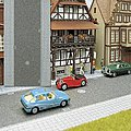 Town Street -- HO Scale Model Railroad Road Accessory -- #6038