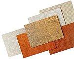 Flexible Wall Sheets (Plastic) - Interlocked Stone (2) -- HO Scale Model Railroad Scenery -- #7035