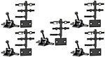 Operating Ground Throw -- Sprung .165'' Travel w/Selectable End Fittings (Set of 5 #218 Units) - HO-Scale
