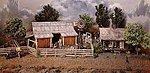 Farm house - HO-Scale
