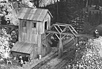 Idaho Springs Mine -- N Scale Model Railroad Building Kit -- #448