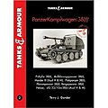 Tanks & Armour- Panzerkampfwagen 38(t) -- Model Figure Detailing Book -- #3091