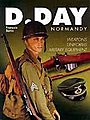 D-Day Normandy Weapons, Uniforms & Military Equipment -- Military History Book -- #779