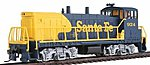 EMD MP15 with DCC Santa Fe #924 -- Model Train Diesel Locomotive -- HO Scale -- #1165502