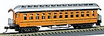 1880s Wood Open-Platform Coach Durango & Silverton -- HO Scale Model Train Passenger Car -- #227