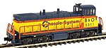 Diesel EMD MP15 Standard DC B&O Chessie System #5311 -- N Scale Model Train -- #2305