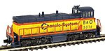 Diesel EMD MP15 Standard DC B&O Chessie System #5316 -- N Scale Model Train -- #2306