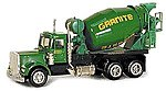 American Redi-Mex Concrete Truck Granite -- HO Scale Model Railroad Vehicle -- #4002027