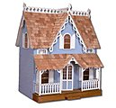 Greenleaf The Arthur -- Wooden Doll House Kit -- #8012
