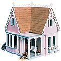 Greenleaf The Coventry Cottage -- Wooden Doll House Kit -- #8023