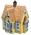Greenleaf The Buttercup -- Wooden Doll House Kit -- #9306