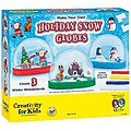 Make Your Own Holiday Snow Globes -- Activity Craft Kit -- #1846000