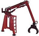 Cherry picker attachment - HO-Scale