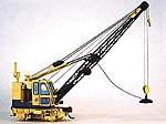 Pyke 18T rail crane kit - HO-Scale
