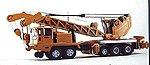 Wrecking crane 150T Krshw - HO-Scale