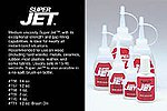 Super Jet adhesive    4oz