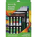 Acrylic Complete Painting Set -- Oil Paint Set -- #8312141