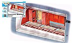 1/72 German U-Boat Type IX C Front Quarters for RVL