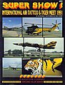 Super Show IAT & Tiger Meet (D) -- Military History Book -- #4002
