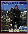 Peace By Force (D) -- Military History Book -- #4020