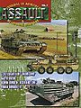 Assault- Journal of Armored & Heliborne Warfare Vol.7 -- Military History Book -- #7807