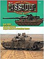 Assault- Journal of Armored & Heliborne Warfare Vol.14 -- Military History Book -- #7814