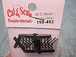Air & Signal Hoses 16/ - HO-Scale (16)