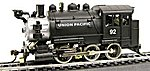 0-6-0 Tank Switcher UP HO