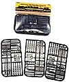 Switch & Track Detail Kit -- Model Railroad Scratch Supply -- #1603