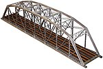 Double Track Heavy Duty Laced-Truss Bridge Kit -- HO Scale Model Railroad Bridge -- #1900
