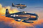 1/72 F6F-5N Hellcat Night Version
