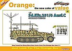 Sd.Kfz.256/6 Ausf.C 1-35 -- Plastic Model Military Vehicle Kit -- 1/35 Scale -- #9150