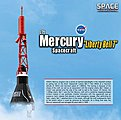 Mercury Liberty Bell 7 -- Diecast Model Spacecraft -- 1/72 Scale -- #50393
