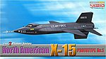 North American X-15 Protype -- Diecast Model Airplane -- 1/144 Scale -- #51022