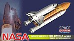 Space Shuttle Columbia with SRB -- Diecast Model Airplane -- 1/400 Scale -- #56213