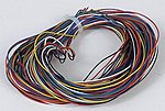 Dcdr Wire 9-Cnd/30AWG 10' - HO-Scale