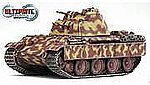 FLAKPANZER 341 mit 2cm -- Plastic Model Military Vehicle -- 1/72 scale -- #60594