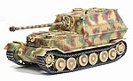 Sd.Kfz.184 ELEFANT s.Pz.JG -- Plastic Model Military Vehicle -- 1/72 scale -- #62013