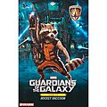 7'' Guardians of the Galaxy Rocket Raccoon Kit -- Plastic Model Comic Book Figure -- #38340