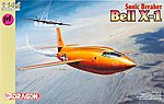 Bell X-1 Sonic Breaker -- Plastic Model Airplane Kit -- 1/144 Scale -- #4630