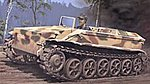 Borgward IV Ausf A Heavy Demolition -- Plastic Model Military Vehicle Kit -- 1/35 Scale -- #6101